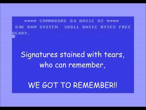 MIDNIGHT OIL   FORGOTTEN YEARS Karaoke, + lyrics