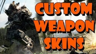 Titanfall PC Mods - Custom Weapon Skins ( Left 4 Dead 2 gameplay )