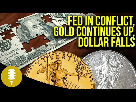 Gold & Metals Push Higher, Possible Trade War With China? FED In Conflict With Themselves!