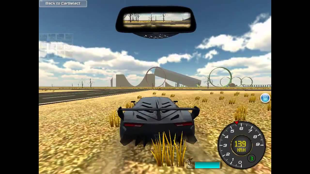 Unity 3D Game: MADALIN STUNT CARS MULTIPLAYER GAME Y8.com - YouTube