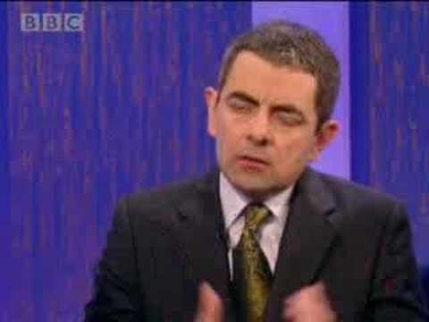 Rowan Atkinson interview - Parkinson - BBC