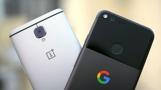 Google Pixel XL vs OnePlus 3 Camera Comparison - Surprising!