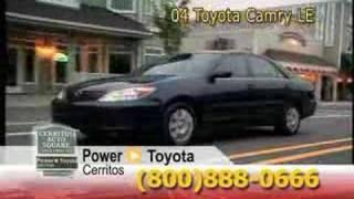 Power Toyota Cerritos Infomercial Spanish