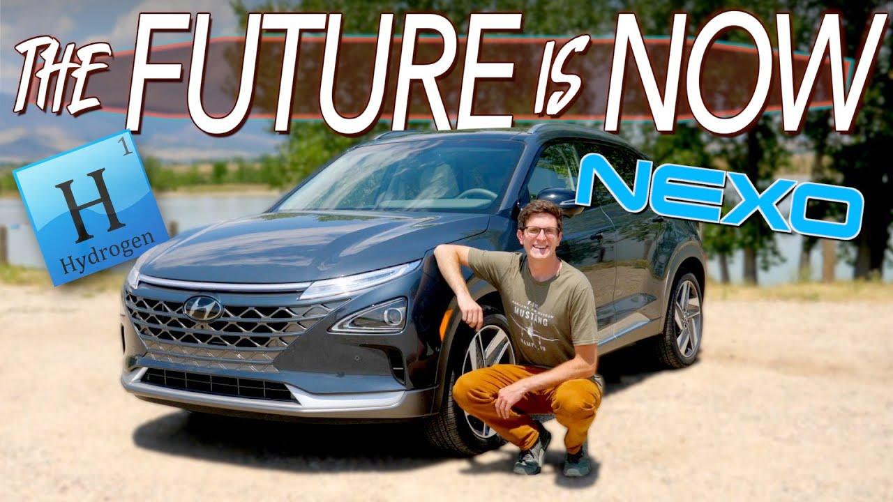 Download The 2020 Hyundai Nexo Is The Weirdest Car I've Ever Driven!