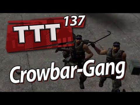 Die Crowbar-Gang! | TTT mit SPIN 137 | Kleine Ansage am Anfang