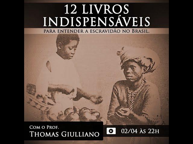12 livros indispensáveis para entender a escravidão no Brasil
