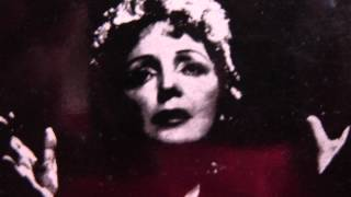 Watch Edith Piaf Les Amants Dun Jour video