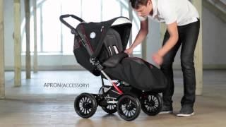 Emmaljunga эксклюзивная коляска Limited Edition Scooter 2.0(Эксклюзивная коляска легкая и маневренная, очень комфортная. Производится в строго ограниченном количеств..., 2014-01-17T12:55:02.000Z)