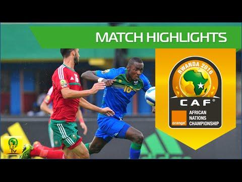 Morocco vs Rwanda | Orange African Nations Championship, Rwanda 2016