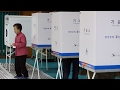 '야권 텃밭' 광주 363곳서 투표…저녁 8시까지 / 연합뉴스TV (YonhapnewsTV)