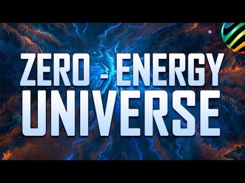 Zero-Energy Universe