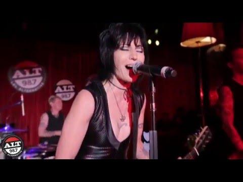 Joan Jett - Little Drummer Boy ( LIVE )
