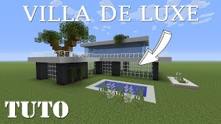 MINECRAFT - Villa de luxe (ps4)