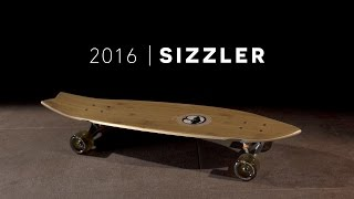 Arbor Skateboards :: 2016 Product Profiles - Sizzler
