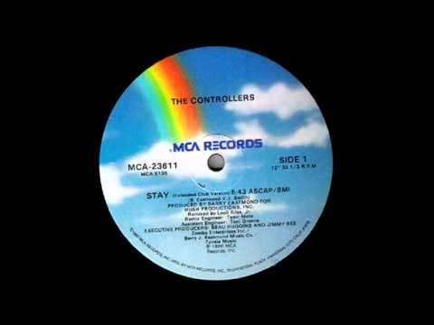 The Controllers - Stay (Extended Club Version)