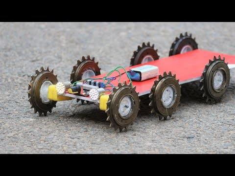 How to make a Truck - Cycle Freewheel Truck