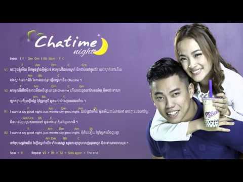 Chatime Night Instrumental & Chords