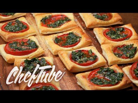 comment-faire-feuilletes-a-la-tomate---recette-dans-la-description