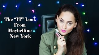 """The """"IT"""" Look From NYFW With Maybelline"""