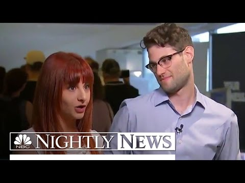 This Startup Sends Travelers on Vacation to Destinations Unknown | NBC Nightly News