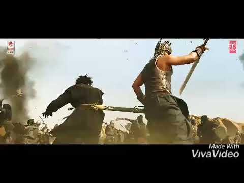 Bahubali 2 Cut Song Tamil