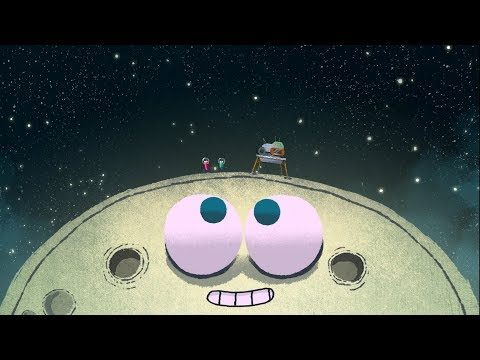 StoryBots | The Moon And The Planets | Learning Songs For Kids | Netflix Jr