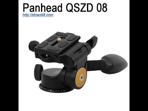 Cách sử dụng đầu Video head Q08 Beike