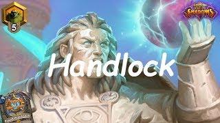 Hearthstone: Handlock Warlock #3: Rise of Shadows - Standard Constructed