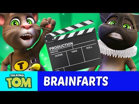 How to Make a Movie - Talking Tom Brainfarts