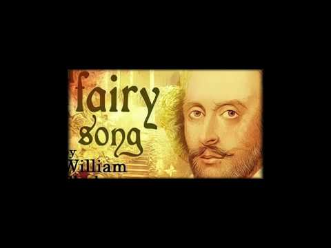 William shakespeare -A Fairy song- song version | hariharan | tajmeel sherif