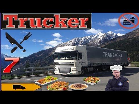 129.Kamionos receptek.7.rész.A fitt kamionos.