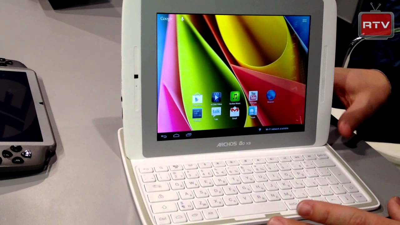 Download Drivers: ARCHOS 80 XS Tablet