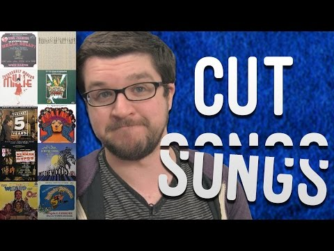 Cut Songs – Songs that Never Made it Into Your Favorite Musicals