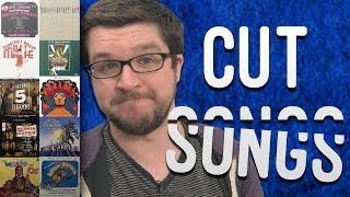 Cut Songs –Songs that Never Made it Into Your Favorite Musicals