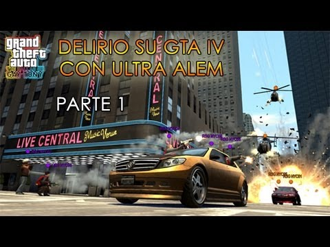 GTA 4 - Una divertente scampagnata con Ultra AleM (Parte 1)