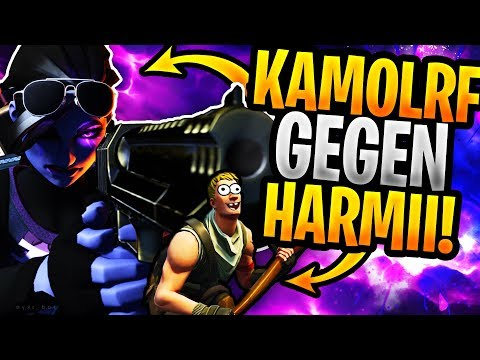 ????KAMOLRF VS HARMII IM TURNIER! ???? | GHOST ISSA NEUE SETTINGS ???? | FORTNITE DEUTSCHE HIGHLIGHT