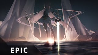 OLYMPUS THE GODS HOME - by Stratos Music | Epic Cinematic Ambient Music