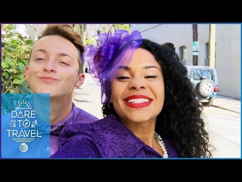 Damon and Jo Get Classy in Charleston, South Carolina | Dare To Travel Episode 7