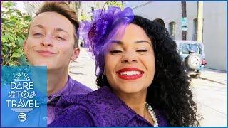Damon and Jo Get Classy in Charleston, South Carolina   Dare To Travel Episode 7