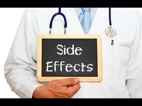 Nature's Doctors: TAKE CHARGE OF YOUR HEALTH! COMMON DRUG SIDE EFFECTS IN THE ELDERLY