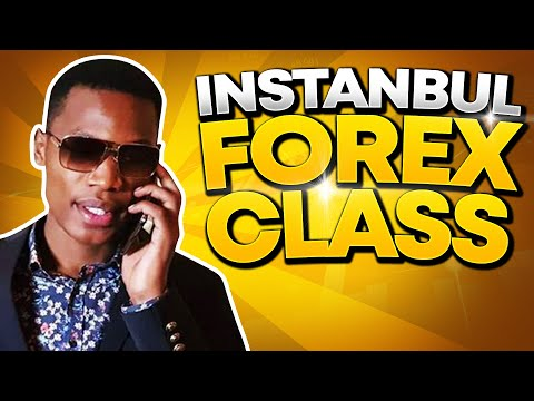 Refwayne Forex Lecture(Istanbul)