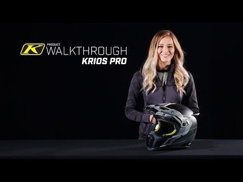Krios Pro ADV Helmet | Product Walkthrough