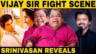 Srinivasan Opens Up | TSR | Thalapathy | VJS