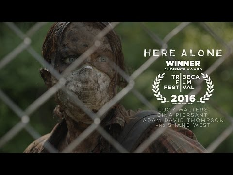 HERE ALONE (film teaser) 2016 Tribeca Film Festival Audience Award Winner
