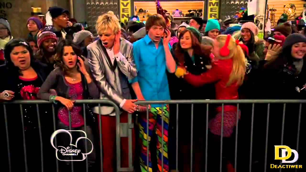 Austin & Jessie & Ally - All Star New Year! - Parte 10 (EN ...