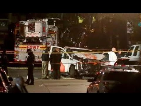 Investigators seek motive behind NYC terror attack