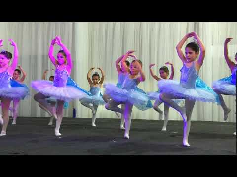Coreografia Ballet Frozen