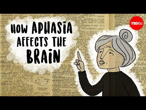 Aphasia: The disorder that makes you lose your words - Susan