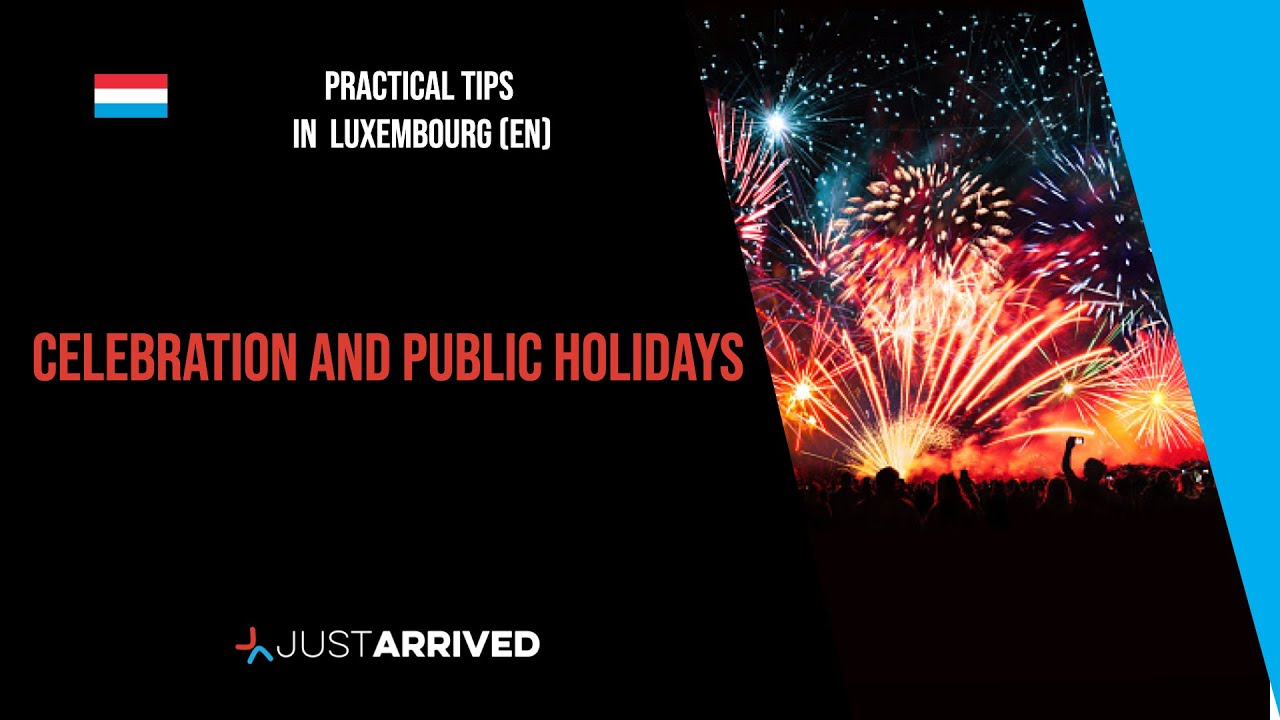 School Holidays Public Vacation 2019 2020 And 2020 2021 Luxembourg