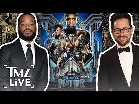 Black Panther Sequel Controversy! | TMZ Live
